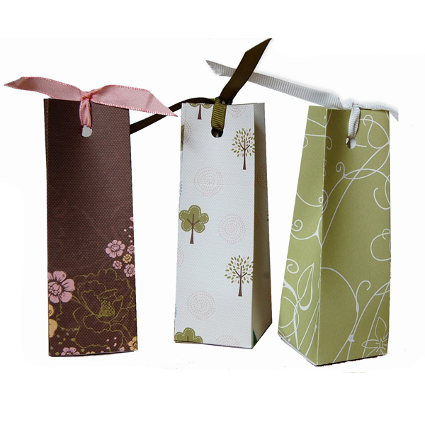 Luxury Holiday Gift Paper Bags