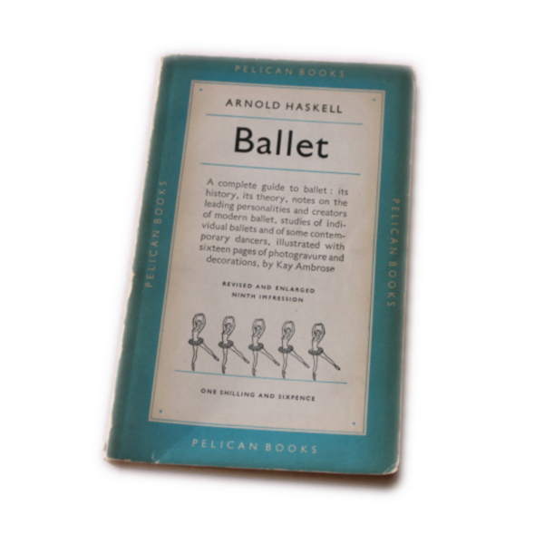 Hot Sale Factory Cheap Customized Ballet Teaching Book Printing