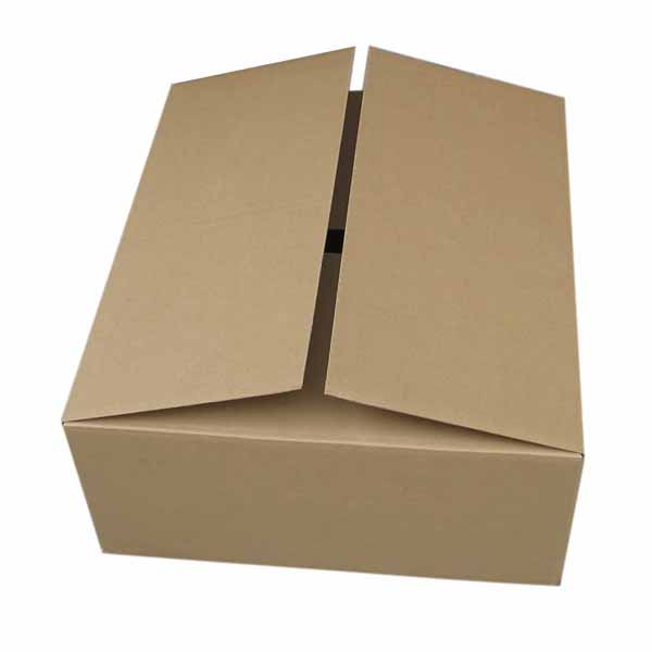 Strong Courrugated Paper Delivery Box