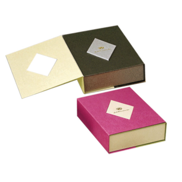 cheap quality handmade book shape gift box packaging