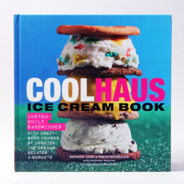 High quality charming ice cream cooking book