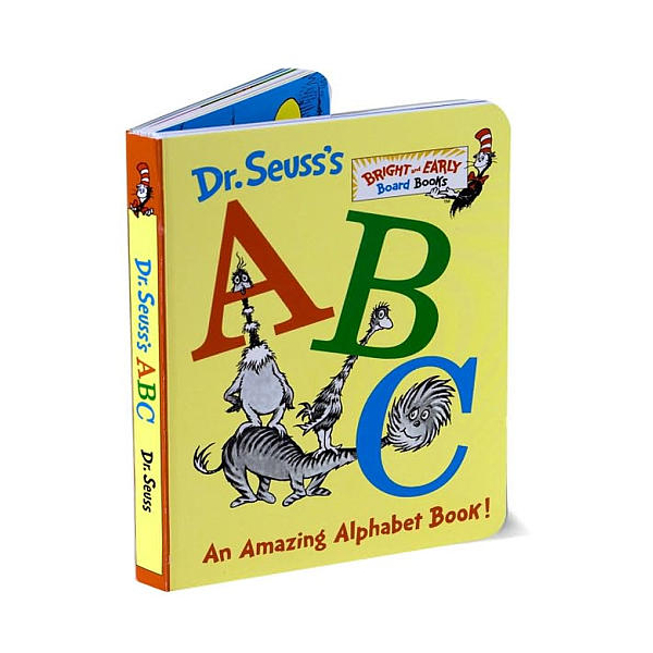 Cheap Round Corner Alphabet Board Book Printing With Vivid Color
