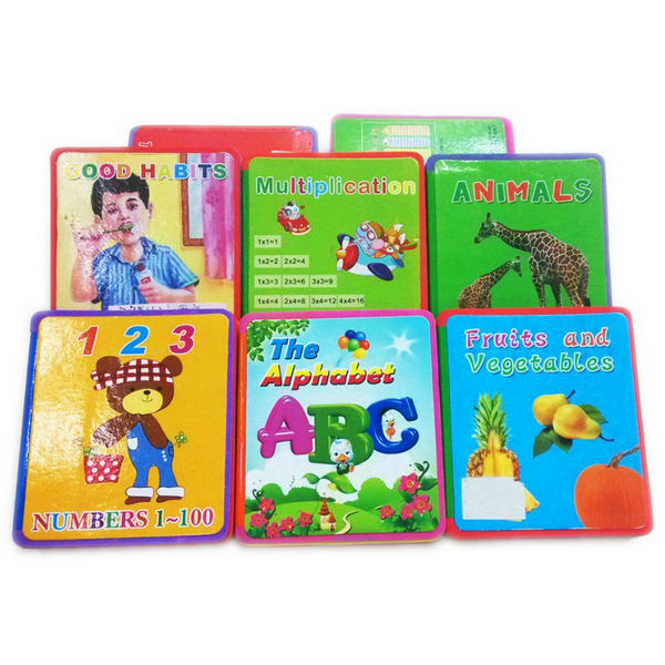 Wholesale Customized Children Elightening Book Printing With Full Color