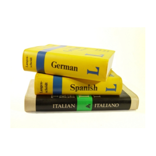 High Quality Full Color Hardcover Foreign Language Book Printing