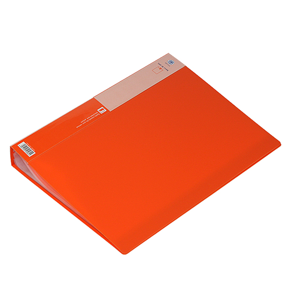 Discount Factory OEM Custom PP PVC File Folder with Transparency File OEM Logo File Holder Printing for Documents